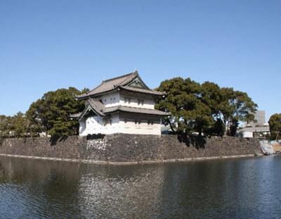Chiyoda temple